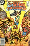 All Star Squadron (1981) Canadian Price Variant 46