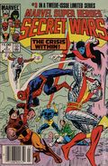Marvel Super Heroes Secret Wars (1984) Canadian Price Variant 3