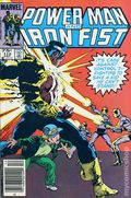 Power Man and Iron Fist (1972 Hero for Hire) Canadian Price Variant 112