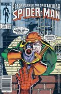 Spectacular Spider-Man (1976 1st Series) Canadian Price Variant 104