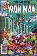 Iron Man (1968 1st Series) Canadian Price Variant 175