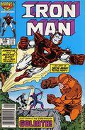 Iron Man (1968 1st Series) Canadian Price Variant 206