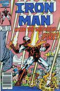 Iron Man (1968 1st Series) Canadian Price Variant 207