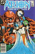 Arion Lord of Atlantis (1982) Canadian Price Variant 19