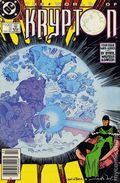 World of Krypton (1987 2nd Series) Canadian Price Variant 3