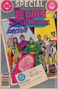 Legion of Substitute-Heroes (1985) Canadian Price Variant 1