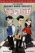 DC Comics Secret Hero Society: Study Hall of Justice GN (2016 Scholastic) 1-REP
