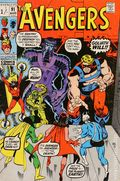 Avengers (1963 1st Series) UK Edition 91UK