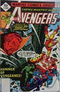 Avengers (1963 1st Series) Whitman Variants 165