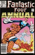 Fantastic Four (1961 1st Series) Annual Canadian Price Variant 17