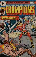 Champions (1975-1978 Marvel 1st Series) UK Edition 5UK