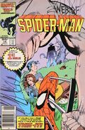 Web of Spider-Man (1985 1st Series) Canadian Price Variant 16