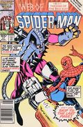 Web of Spider-Man (1985 1st Series) Canadian Price Variant 17