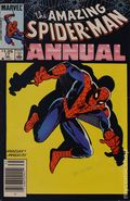 Amazing Spider-Man (1963 1st Series) Annual Canadian Edition/Price Variant 17