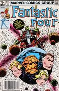 Fantastic Four (1961 1st Series) Canadian Price Variant 253
