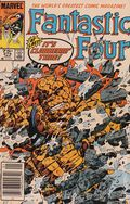 Fantastic Four (1961 1st Series) Canadian Price Variant 274
