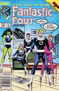 Fantastic Four (1961 1st Series) Canadian Price Variant 285