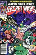 Marvel Super Heroes Secret Wars (1984) Canadian Price Variant 6