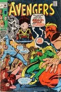 Avengers (1963 1st Series) UK Edition 86UK