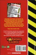 Warning Label TPB (2018 Maerkle Press) 1A-1ST