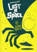 Lost in Space The Art of Juan Ortiz HC (2018 Titan Books) 1-1ST