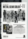 Art of Metal Gear Solid I-IV HC (2018 Dark Horse) 1-1ST