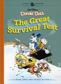 Donald Duck The Great Survival Test HC (2018 FB) Disney Masters 1-1ST