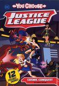 Justice League Cosmic Conquest SC (2018 Capstone) You Choose Stories 1-1ST