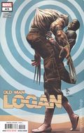Old Man Logan (2016 Marvel) 45