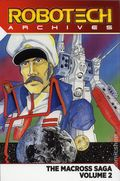 Robotech Archives The Macross Saga TPB (2018 Titan Comics) 2-1ST