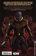 Star Trek Discovery The Light of Kahless TPB (2018 IDW) 1-1ST