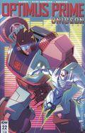 Optimus Prime (2016 IDW) 22B