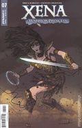 Xena Warrior Princess (2018 Dynamite) 7A