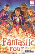 Fantastic Four (2018 6th Series) 1E