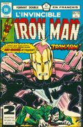 Iron Man (French Series 1972 L'Invincible Iron Man) 69/70