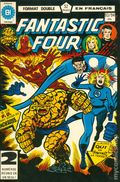 Fantastic Four (French Series 1961 1st Series) 93/94
