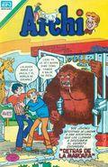 Archie Serie Avestruz (1975 Editorial Novaro) 77