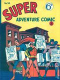 Super Adventure Comic (Australian Series 1950-1960 K.G. Murray) 54