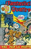 Fantastic Four (Italian Edition 1961 Editoriale Corno) 117