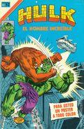 Incredible Hulk Serie Avestruz (1980 Editorial Novaro) 2
