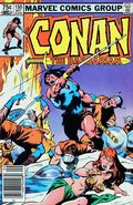 Conan the Barbarian (1970 Marvel) Canadian Price Variant 150