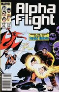 Alpha Flight (1983 1st Series) Canadian Price Variant 31