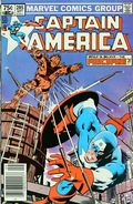Captain America (1968 1st Series) Canadian Price Variant 285