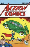 Action Comics (1938 DC) #1 Reprints 1.2017.LOOT