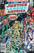 Justice League of America (1960 1st Series) Canadian Price Variant 229