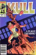 Kull the Conqueror (1983 3rd Series) Canadian Price Variant 5