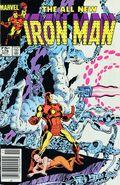 Iron Man (1968 1st Series) Canadian Price Variant 176