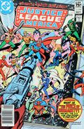 Justice League of America (1960 1st Series) Canadian Price Variant 218
