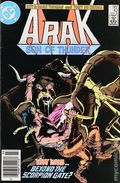Arak Son of Thunder (1981) Canadian Price Variant 42
