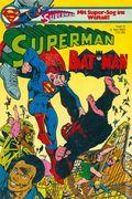 Superman and Batman (1980 Ehapa) German Edition 10